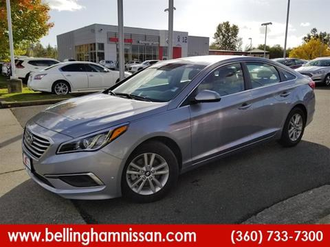 2016 Hyundai Sonata for sale in Bellingham, WA