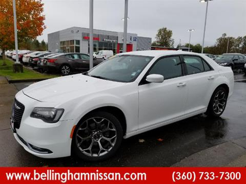 2016 Chrysler 300 for sale in Bellingham, WA
