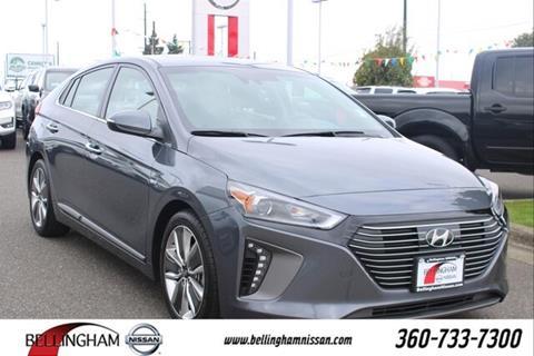2018 Hyundai Ioniq Hybrid for sale in Bellingham, WA