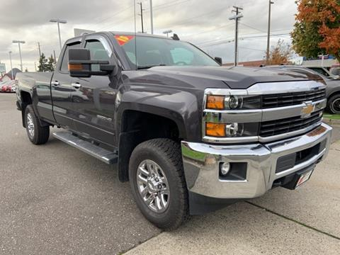 2015 Chevrolet Silverado 3500HD for sale in Bellingham, WA