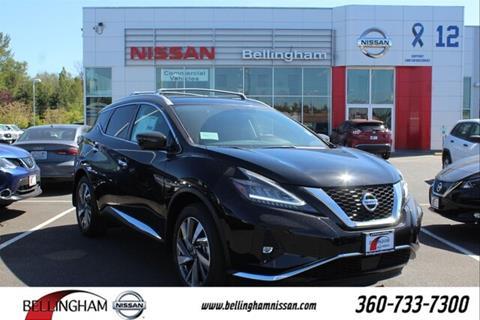 2019 Nissan Murano for sale in Bellingham, WA