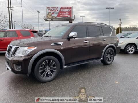 2017 Nissan Armada for sale in Bellingham, WA