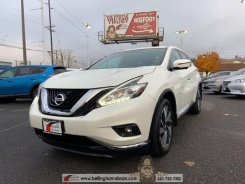2016 Nissan Murano for sale in Bellingham, WA