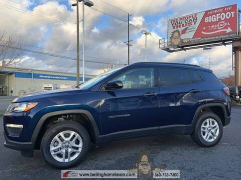 2018 Jeep Compass for sale in Bellingham, WA
