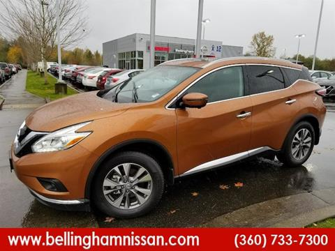 2017 Nissan Murano for sale in Bellingham, WA