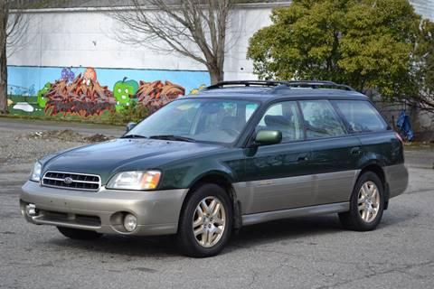 2002 Subaru Outback for sale in Tacoma, WA