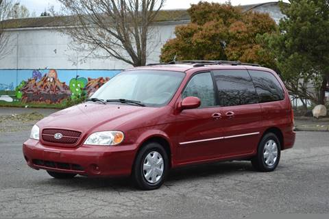 2005 Kia Sedona for sale in Tacoma, WA