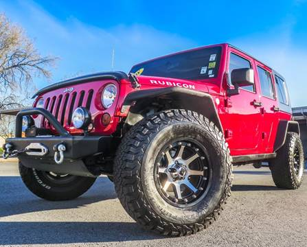 2008 Jeep Wrangler Unlimited for sale in San Jose, CA