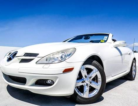 2008 Mercedes-Benz SLK for sale in San Jose, CA