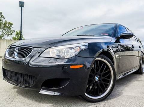 2008 BMW M5 for sale in San Jose, CA