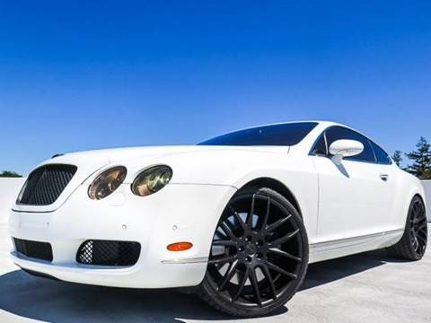 2006 Bentley Continental GT for sale in San Jose, CA