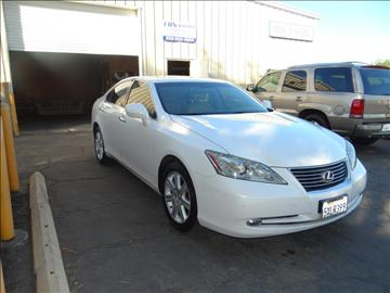 2007 Lexus ES 350 for sale at LKS Auto Sales in Fresno CA