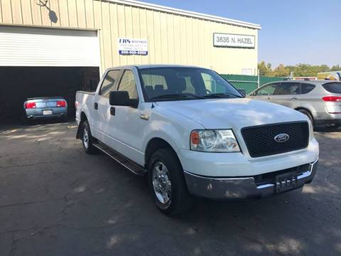 2005 Ford F-150 for sale at LKS Auto Sales in Fresno CA