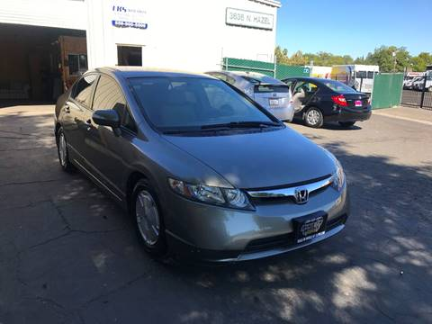 2006 Honda Civic for sale at LKS Auto Sales in Fresno CA