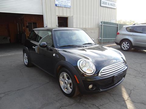 2009 MINI Cooper for sale at LKS Auto Sales in Fresno CA
