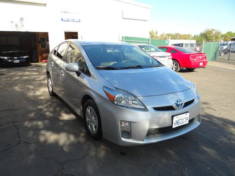 2010 Toyota Prius for sale at LKS Auto Sales in Fresno CA