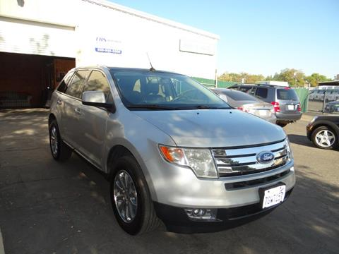 2009 Ford Edge for sale at LKS Auto Sales in Fresno CA