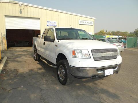 2006 Ford F-150 for sale at LKS Auto Sales in Fresno CA
