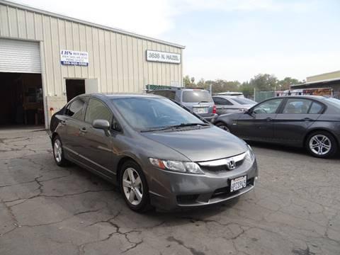2011 Honda Civic for sale at LKS Auto Sales in Fresno CA