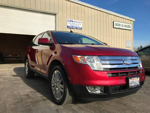 2008 Ford Edge for sale in Fresno, CA