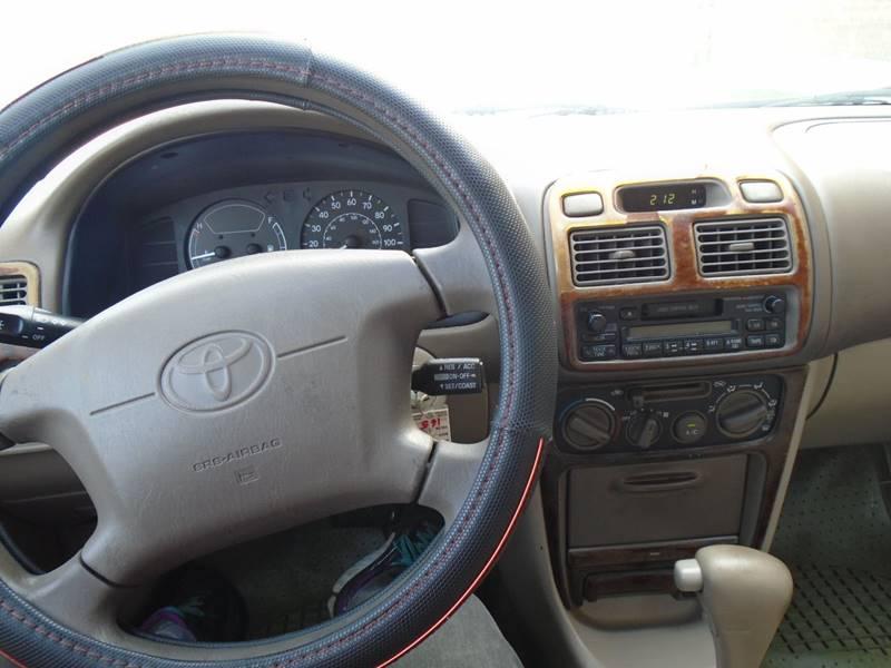 2000 Toyota Corolla VE 4dr Sedan - Columbus OH