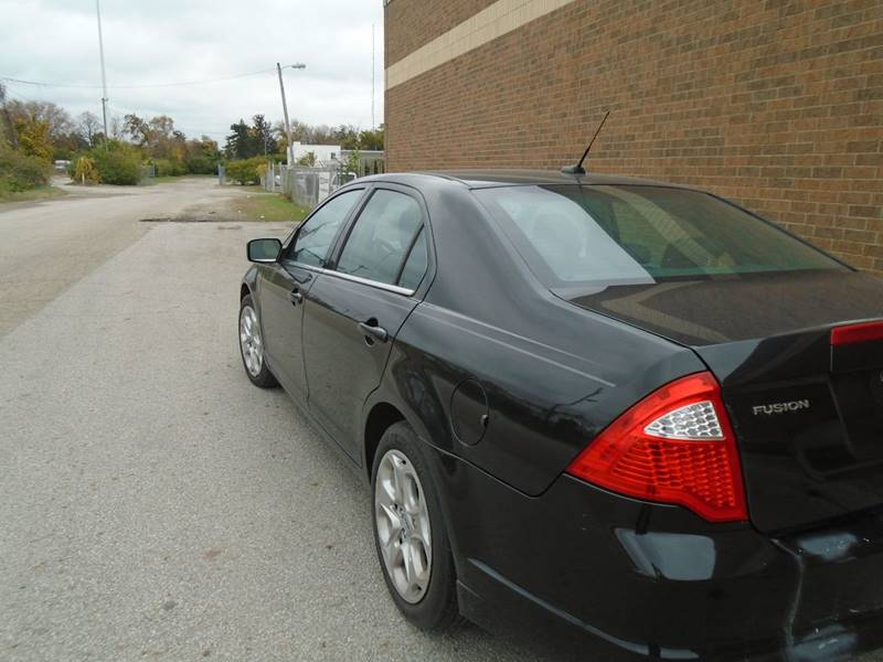 2010 Ford Fusion SE 4dr Sedan - Columbus OH