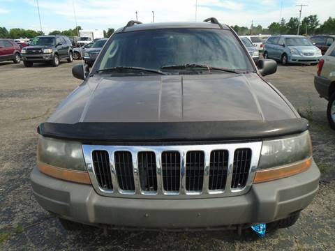 2002 Jeep Grand Cherokee for sale in Columbus, OH