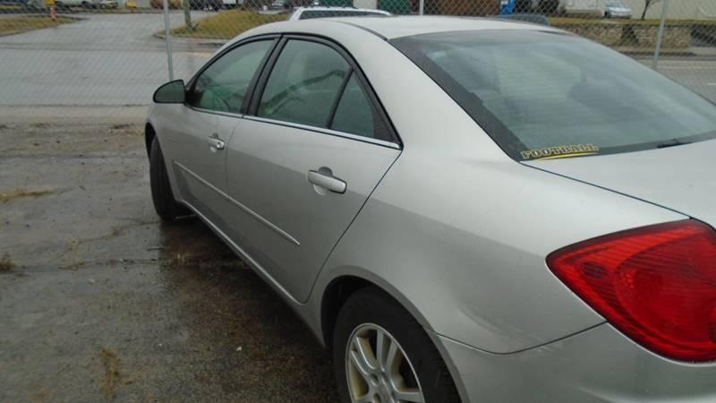 2006 Pontiac G6 4dr Sedan w/V6 - Columbus OH