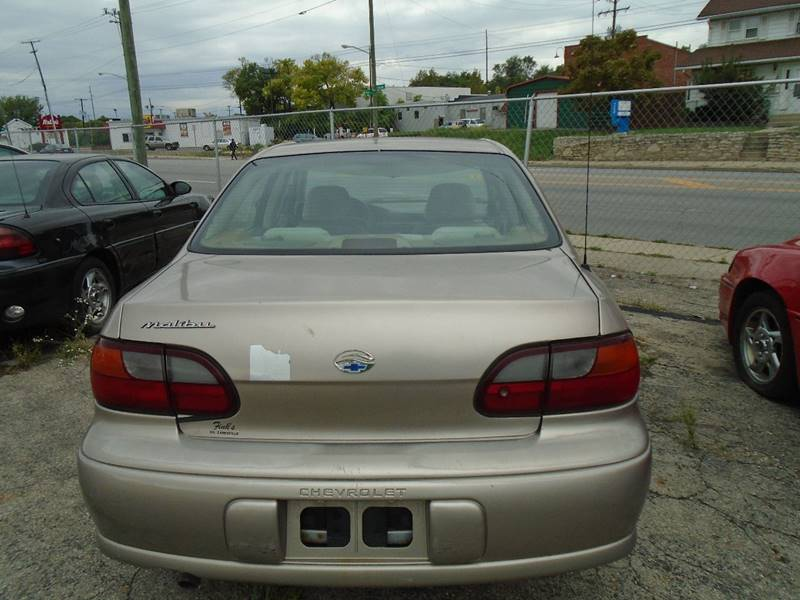 2000 Chevrolet Malibu 4dr Sedan - Columbus OH