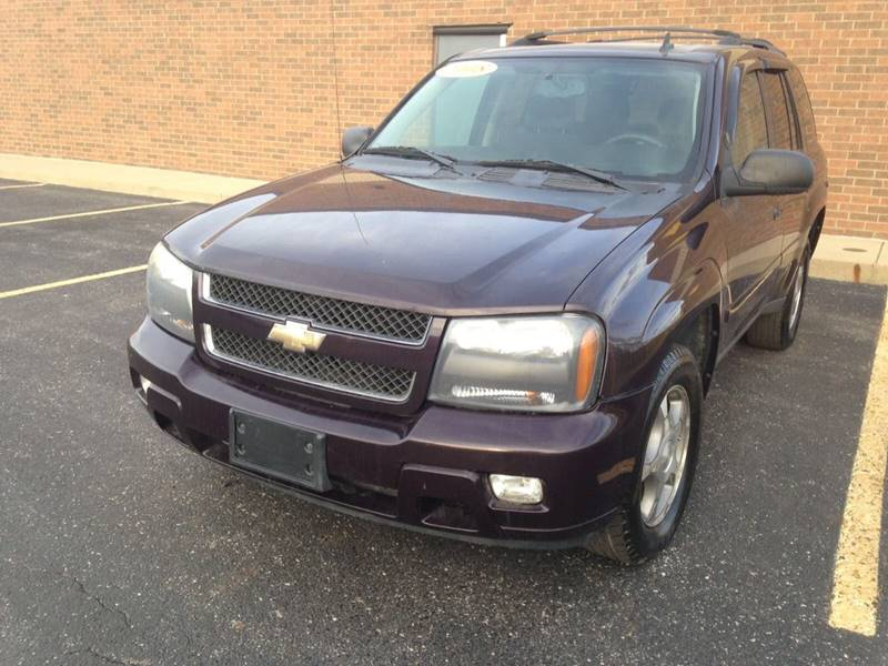 2008 Chevrolet TrailBlazer 4x4 LS Fleet1 4dr SUV - Columbus OH