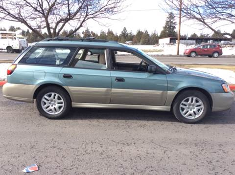 2002 Subaru Outback for sale in Bend, OR