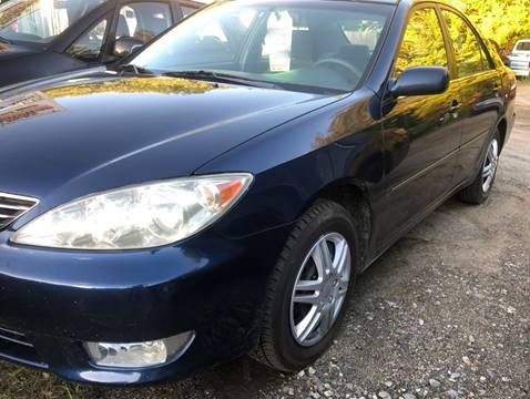 2006 Toyota Camry for sale in Richmond, ME