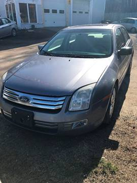 2007 Ford Fusion for sale in Richmond, ME