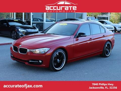 2013 BMW 3 Series for sale in Jacksonville, FL