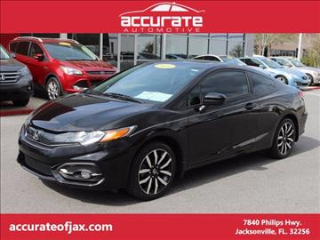 2014 Honda Civic for sale in Jacksonville, FL