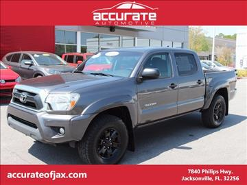 2014 Toyota Tacoma for sale in Jacksonville, FL