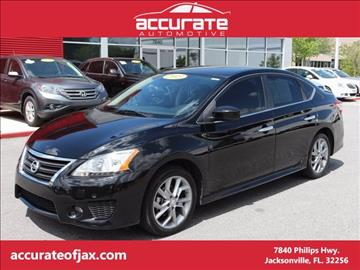 2013 Nissan Sentra for sale in Jacksonville, FL