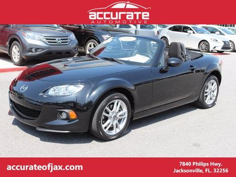 2014 Mazda MX-5 Miata for sale in Jacksonville, FL