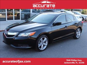 2014 Acura ILX for sale in Jacksonville, FL