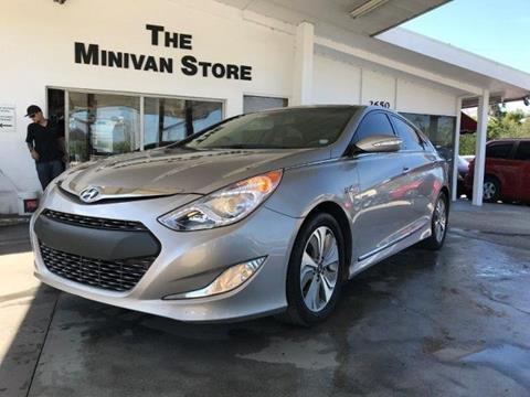 2014 Hyundai Sonata Hybrid for sale in Winter Park, FL
