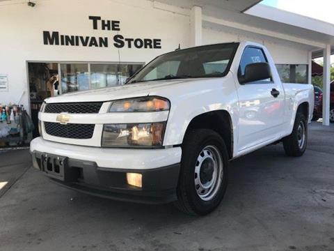 2012 Chevrolet Colorado for sale in Winter Park, FL