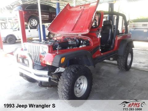 1993 Jeep Wrangler for sale in Stuart, FL