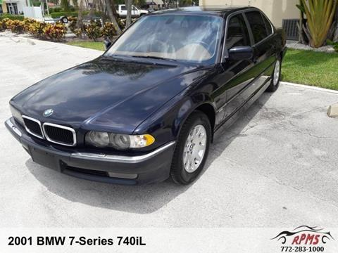 2001 BMW 7 Series for sale in Stuart, FL