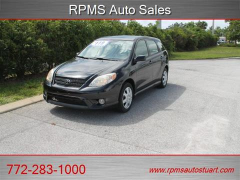 2008 Toyota Matrix for sale in Stuart, FL