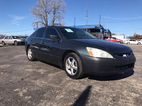 2004 Honda Accord for sale at Dave-O Motor Co. in Haltom City TX