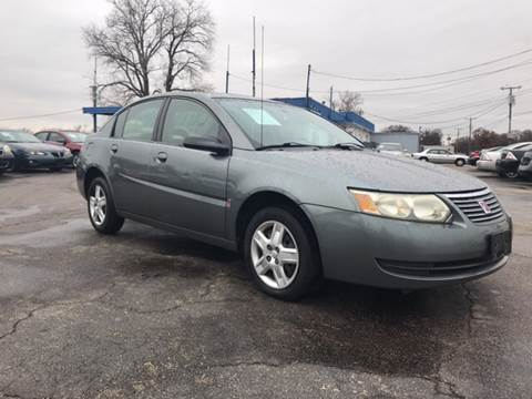 2006 Saturn Ion for sale at Dave-O Motor Co. in Haltom City TX
