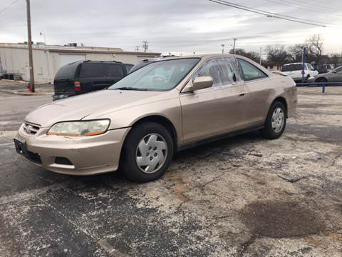2001 Honda Accord for sale at Dave-O Motor Co. in Haltom City TX
