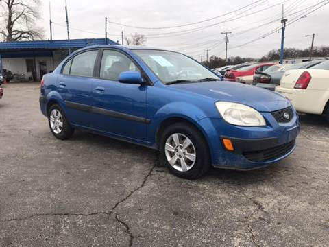 2006 Kia Rio for sale at Dave-O Motor Co. in Haltom City TX