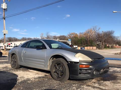 2003 Mitsubishi Eclipse for sale at Dave-O Motor Co. in Haltom City TX