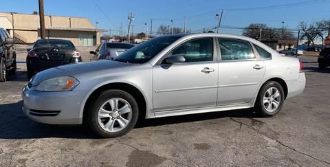 2013 Chevrolet Impala for sale in Haltom City, TX